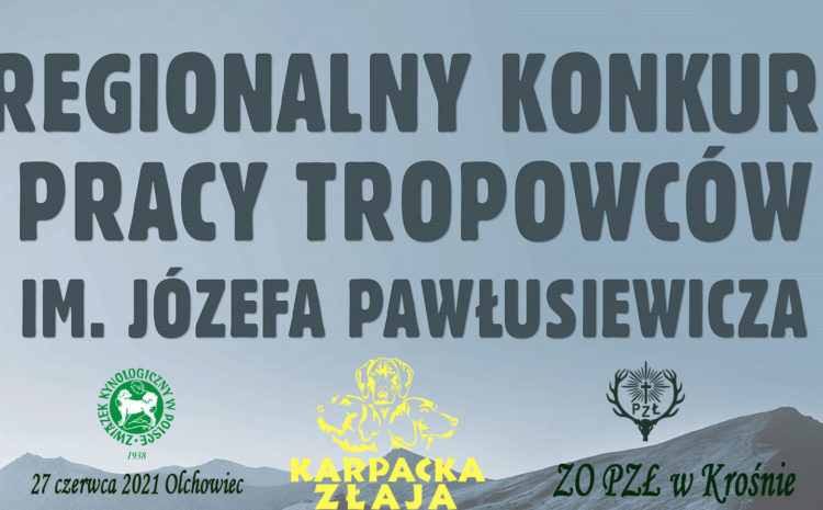 Regionalna Ocena Pracy Tropowców im. Józefa Pawłusiewicza.