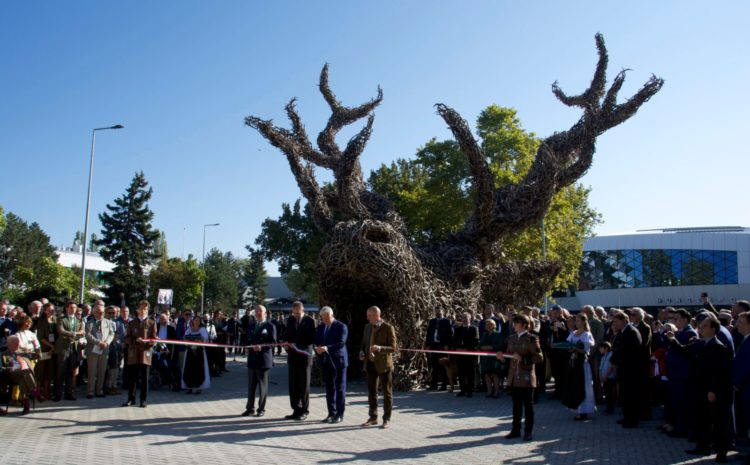 """Otwarcie Światowej Wystawy Łowieckiej """"One With Nature"""" w Budapeszcie"""