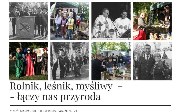 Nawet 10 tys. osób na obchodach Ogólnopolskiego Hubertusa w Tarcach